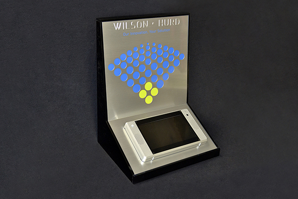 Wilson-Hurd POP Video Display